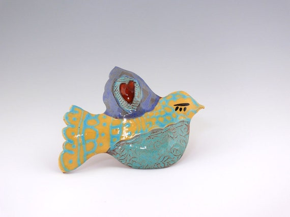 Wall Bird by Cathy Kiffney