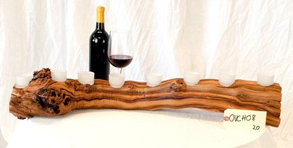 Old Vine Grapevine Holder - 100% recycled and organic - Shipping Included