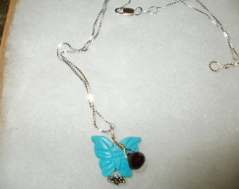 simply spring necklace