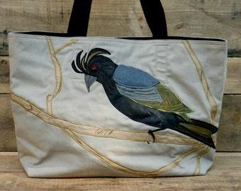 Drongo Tote Bag
