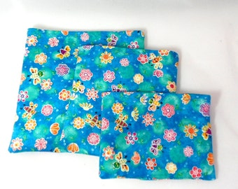 Reusable Bags , Snack and Sandwich Sacks Other Uses: Trinkets Sewing Items Knitting Items