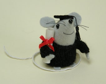 "Brian (2"" felt Mouse)"