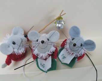 3 Choir Mice