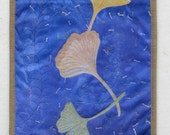 Three Gingko Leaves