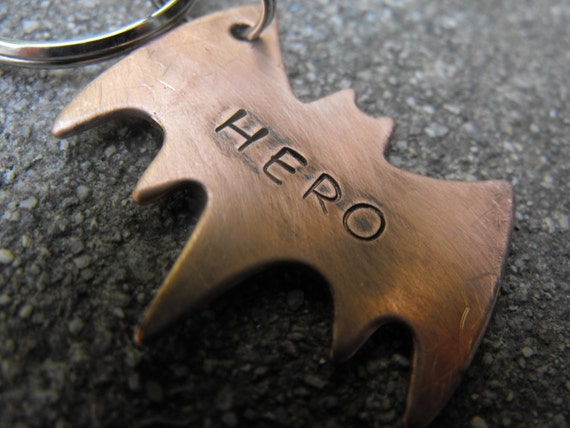 Hero Keychain   Ready to ship