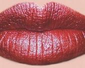 Bite Moisturizing Lipstick - Gorgeous Deep Red Color - All Natural - NO CARMINE