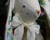 "Artist Rabbit ""Spring Dreamer"". Ready to ship."