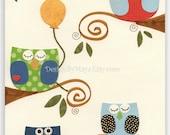 Baby room Nursery wall ar...