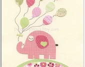 Nursery wall art print, B...