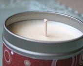 Mistletoe Soy Candle-6oz Tin