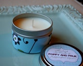 Blackberry Vanilla Soy Candle Tin
