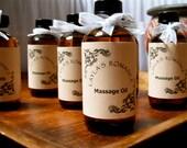 Nutmeg Lavender Honeysuckle Relaxing Massage Oil