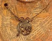 Necklace- Timely Flourish