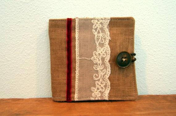sassy fabric wallet