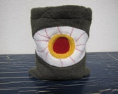 Drawstring Pouch Dice Tarot Gift Bag - Eyeball