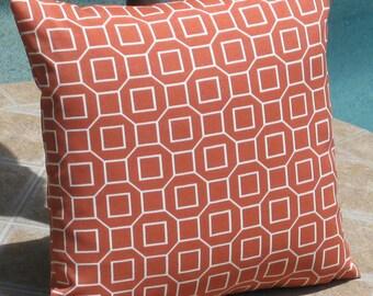 Outdoor Soho Sorbet Throw Pillow Cover - 16 inch