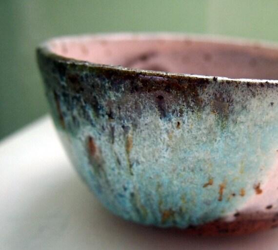 Sweet Memories handmade ceramic bowl