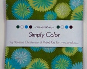 Simply Color by V & Co for Moda Charm Pack - 42 5 in Squares - 10800 PP