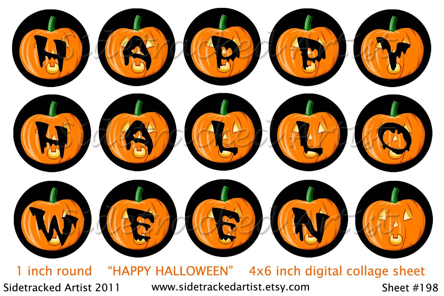Uncategorized Halloween Letters Printable ginger snap crafts easy fun halloween blocks collection doodle instant download printable orange jack o lanterns with letters letter
