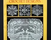 150 Favorite Crochet Designs Book by Dover Needlework