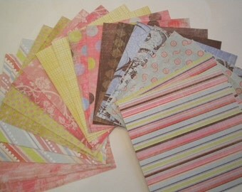 Little Sprout Paper Pack B by Fancy Pants Designs