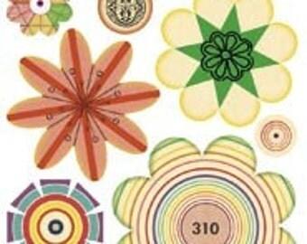 Razzle Dazzle Paper Whimsies by Sassafras Lass