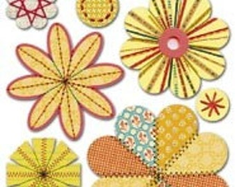 Sassafras Lass Seamstress Bouquet Paper Whimsies