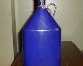 Rare Enamelware Bottle or Canteen