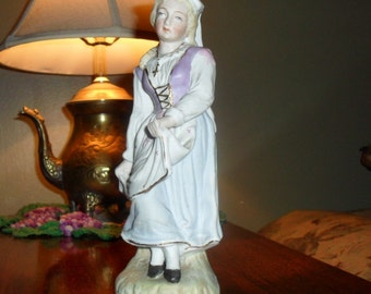 Religious Porcelain Figurine