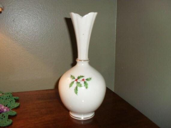 Lenox Special Holiday Vase