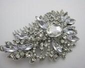 1920's bridal hair jewelry wedding accessories bridal hair comb Fresh water pearl wedding headpiece bridal accessories wedding hair comb