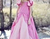 Ariel's ball gown