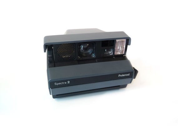 Vintage Polaroid camera - Spectra 2