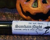Samhain Night Caramel Apple Spice Lip Treat