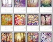 SALE Calendar 2012 Mini Tree Series (5x7)