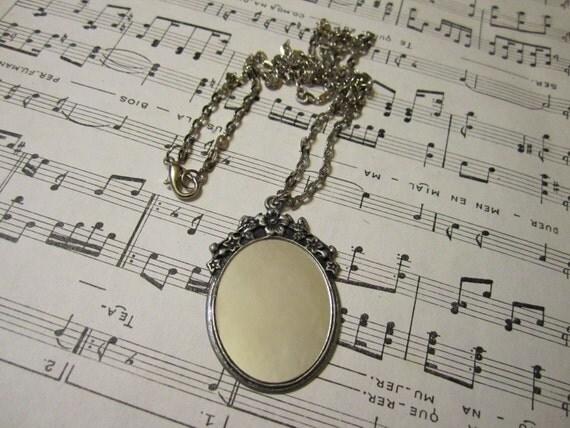 Mirror Necklace