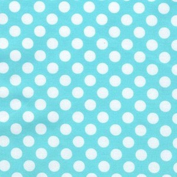 Michael Miller Fabric - 1 Yard Ocean Ta Dot