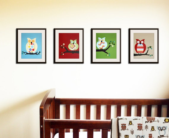 boy rooms owl naut - photo #41