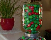 Chick Feeder, Chicken Feeder, Country Candy Dish, Retro Mason Jar, Christmas Candy, Farmhouse Decor, Rustic Home Decor