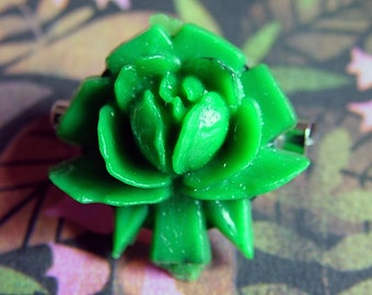 a rose by any other name brooch