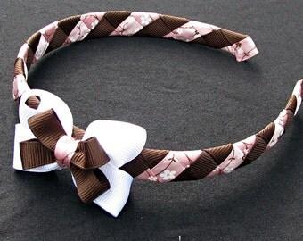 Bent Branch Headband Bow