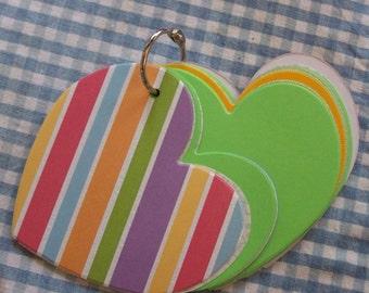 Heart Notes Journal