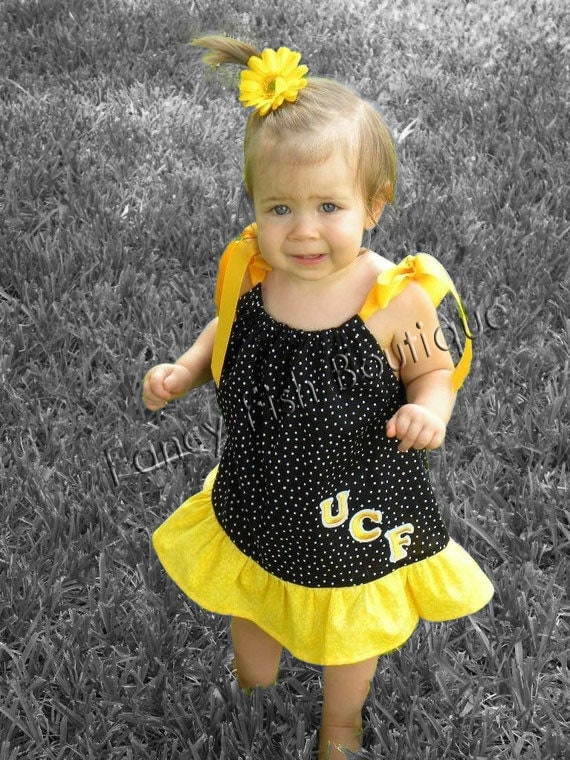 UCF Pillow Case Style Dresses