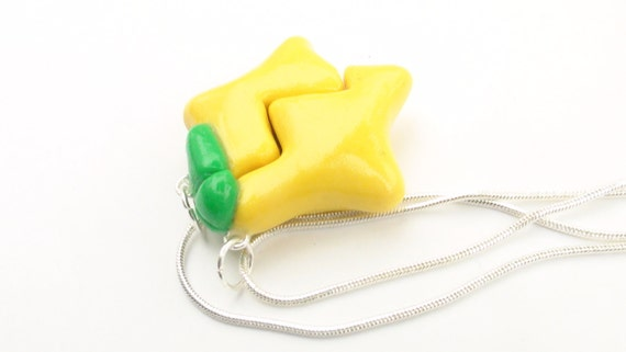 Kingdom Hearts Paopu Friendship Necklace