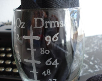 Scientific Wine Glass