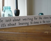 Custom-made Wooden Signs...Captions to Life for Weddings, New Homes, Babies and more