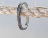 Seychelle Islands Sterling Silver Artisan Danielle Ring SZ7 OOAK