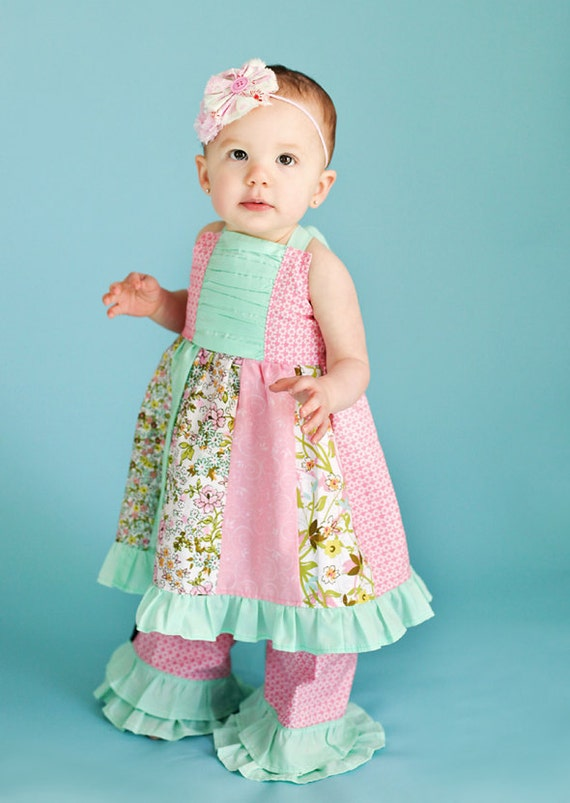 The Beautiful Bailey Dress Only available in size 6-9m, 12m, 18/2t