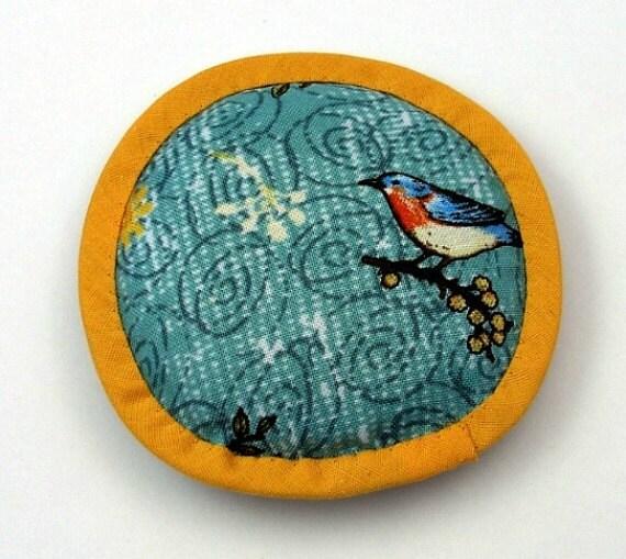 Catnip Toy  BIRD 'N SWIRLS