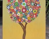 Royal Tree Original Painting